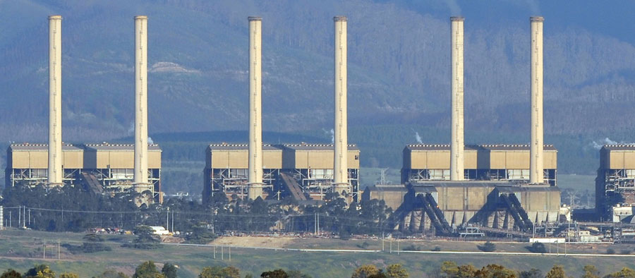 Supplied Earthing & Lightening Protection in coal-fired power plants in Australia