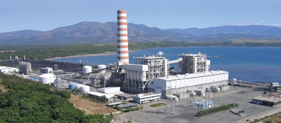Supplied Earthing & Lightening Protection in coal-fired power plants in Philippines
