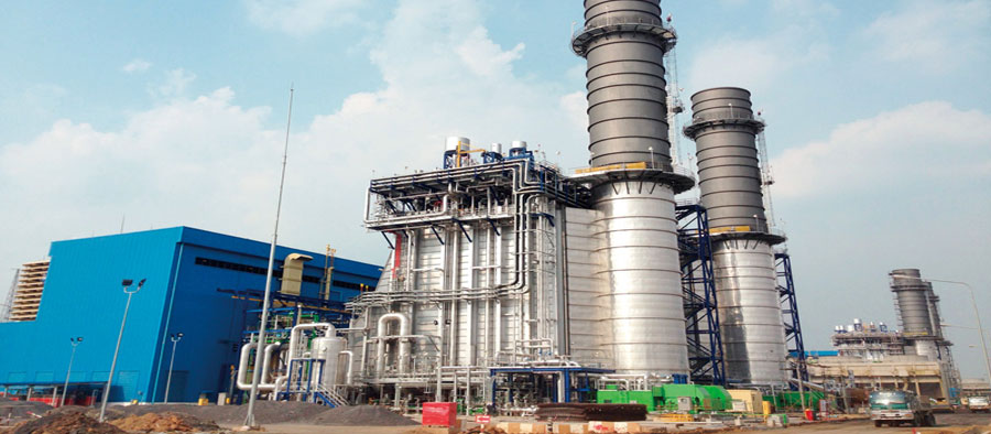 Supplied Earthing & Lightening Protection in UThai Thermal Power Plant in Thailand